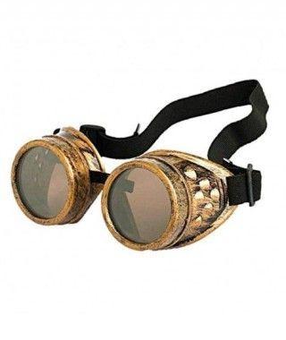 Gafas Steampunk Bronce
