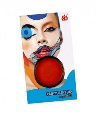 Maquillaje Rojo Tarrina