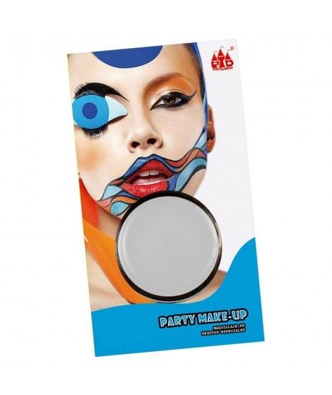 Maquillaje Blanco Tarrina