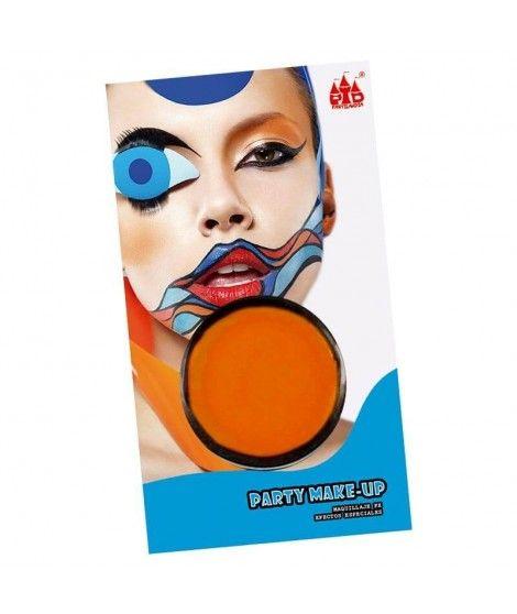 Maquillaje Naranja Tarrina