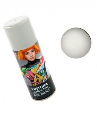 Body Paint Spray Plata