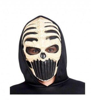 Máscara Alien Hueso PVC New Gen
