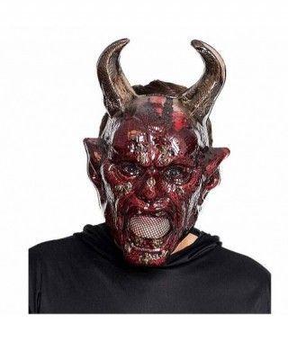 Máscara Demonio PVC New Gen