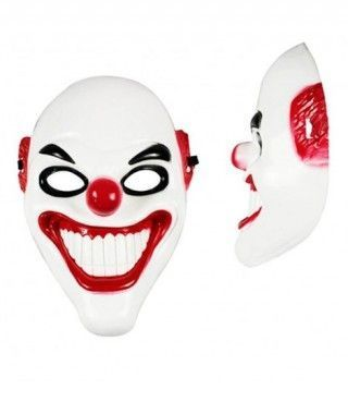 Máscara Payaso Grin PVC