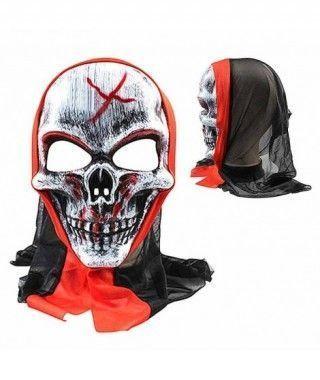 Máscara Skull Magullado...
