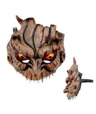 Careta Halloween Monstruo Goma