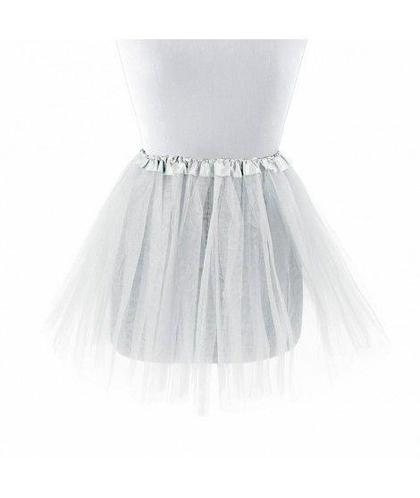 Tutú Blanco Niña bailarina 30 cm