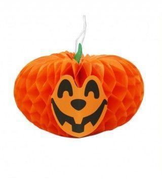 Colgante Halloween Calabaza Colmena
