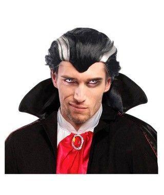 Peluca Vampiro Corta