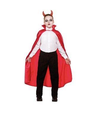 Capa de Vampiro roja (+ tamaños)