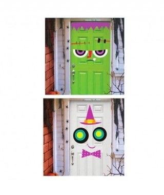 Pegatina Halloween para Puerta