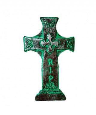 Lápida de Cruz Verde