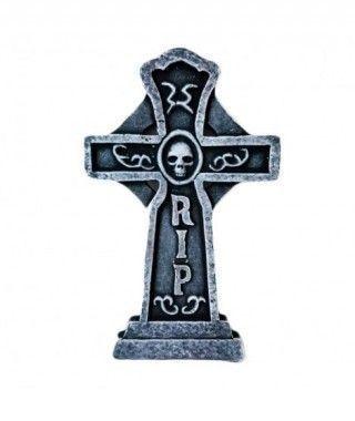 Lápida de Cruz Gris