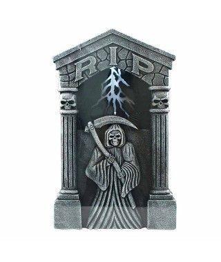 Lápida Muerte con Luz