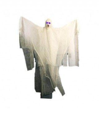 Colgante Fantasma Grito Con Luz 170 cm