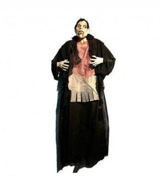 Colgante Vampiro Sangriento Con Luz 180 cm