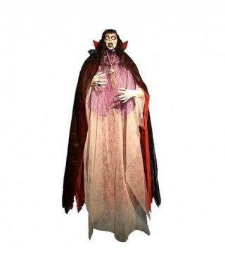 Colgante Vampiresa Sangrienta Con Luz 180 cm