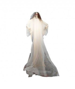 Colgante Novia Esqueleto con Luz y Sonido 300 cm