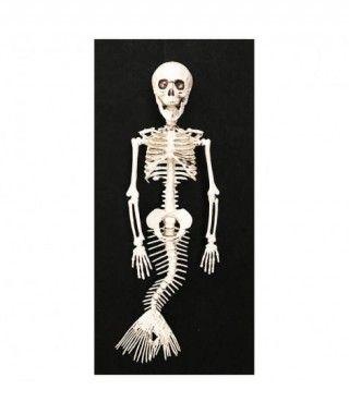 Colgante Esqueleto Sirena 41 cm