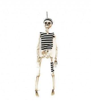 Colgante Esqueleto Preso 41 cm