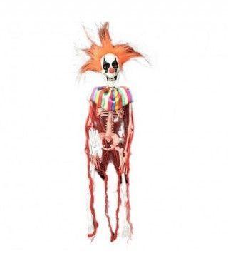 Colgante Esqueleto Payaso 41 cm