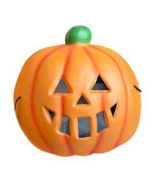 Máscara Calabaza goma eva accesorio Halloween