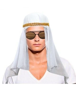 Gorro Árabe Jeque Fieltro
