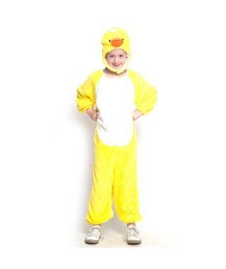 Disfraz de Pato infantil para Carnaval