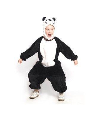 Disfraz Oso Panda infantil para Carnaval