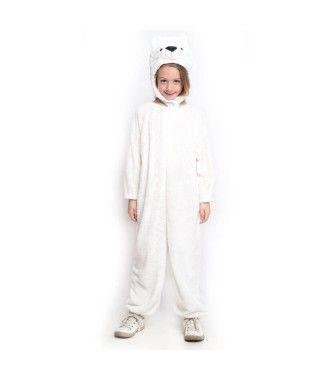 Disfraz Oso Polar infantil