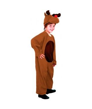 Disfraz Reno marrón Infantil