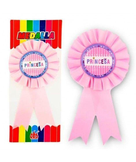 "Medalla Broche ""Princesa"" Regalo"