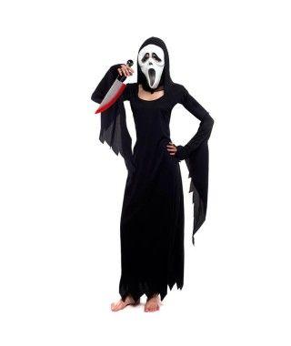 Disfraz Asesina Scream para mujer
