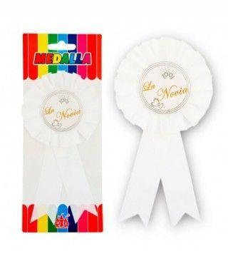 """Medalla Broche """"La Novia""""..."""