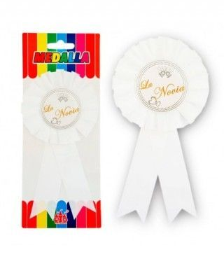 "Medalla Broche ""La Novia"" Regalo"