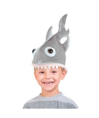 Gorro Animal Piraña Foam