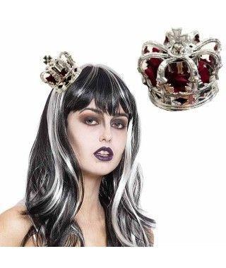 Mini Corona Reina Pinza Pelo