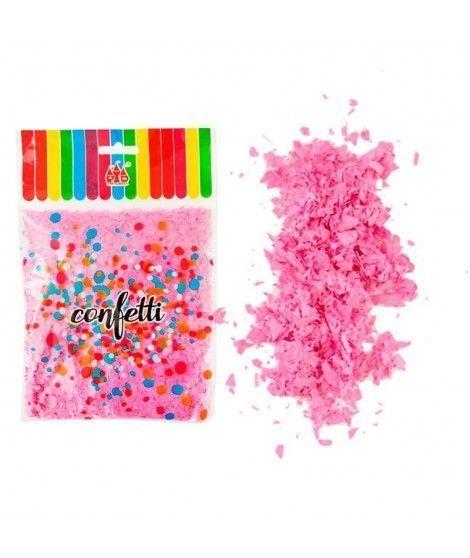 Micro Confetti Rosa (50 g) Decoración y Fiestas