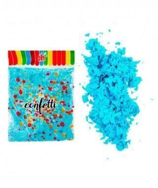 Micro Confetti Azul (50 g) Decoración y Fiestas