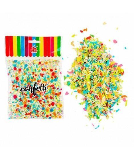 Micro Confetti Colorines (50 g) Decoración y Fiestas