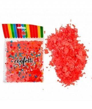Micro Confetti Rojo (50 g) Decoración y Fiestas