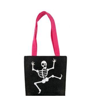 Bolsa de Chucherías de Esqueleto