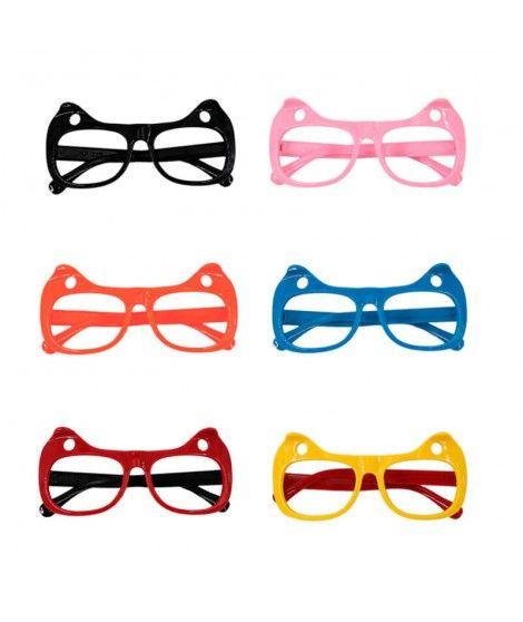 Gafas Montura de Gato de fiesta