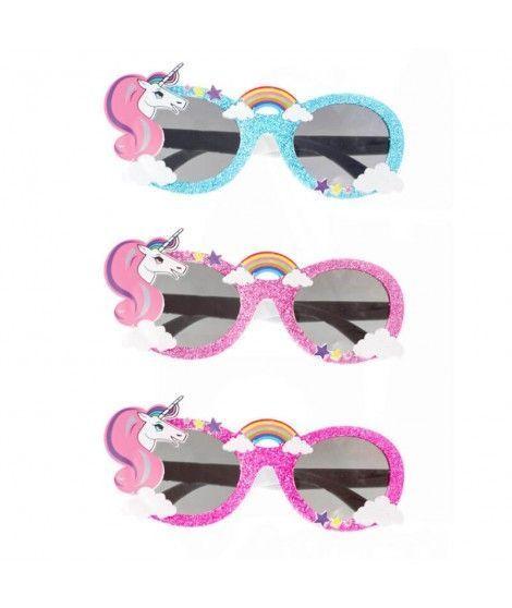 Gafas Unicornio Fiesta