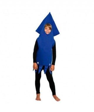 Disfraz Calamar Infantil