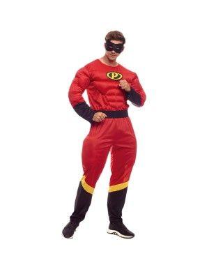 Disfraz Party Héroe hombre adulto para Carnaval