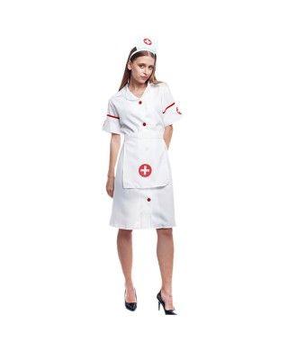 Disfraz Enfermera mujer adulto para Carnaval
