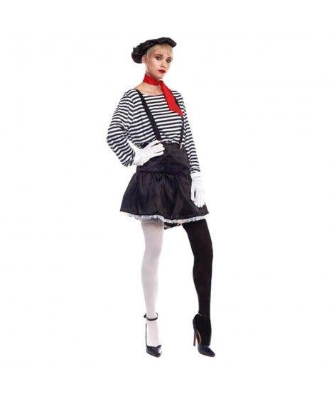 05fef9d8e26 Disfraz Mimo de Mujer súper completo - Incluye Accesorios