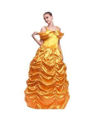 Disfraz Princesa Bella para mujer