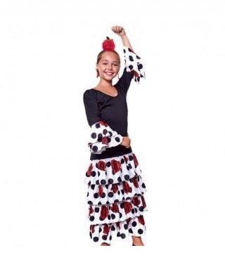 Disfraz Flamenca Rosana Niña